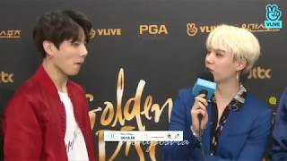(Eng Hard Sub) BTS Daesang Interview