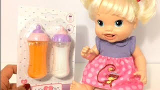 ألعاب بنات - أطفال بيبرونة سحرية