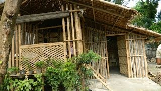 getlinkyoutube.com-Bamboo Hut