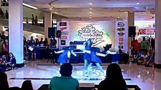getlinkyoutube.com-160228 AGATE cover GFriend (여자친구) - Glass Bead + Me Gustas Tu + Rough at Paragon Mall, Solo