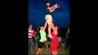 getlinkyoutube.com-Women and man lifting