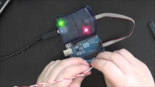 getlinkyoutube.com-Arduino Tut. #5 - Bootloader Burning with AVR ISP MKII