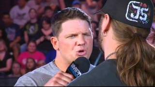 James Storm Meets His Attacker