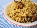 Kheema Dum Biryani recipe with english subtitles