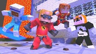 getlinkyoutube.com-Minecraft: SURVIVAL LUCKY - IRMÃOS INCRÍVEIS LAGADOS ‹ AM3NIC ›