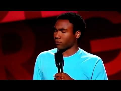 Donald Glover: Fighting a Midget