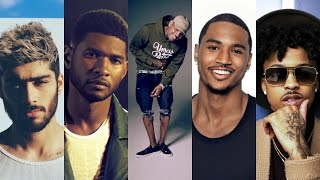 getlinkyoutube.com-Chris Brown - Back To Sleep Mashup (ALL VERSES)