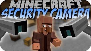 getlinkyoutube.com-Minecraft SECURITY CAMERA (SECURITY CRAFT MOD) [Deutsch]