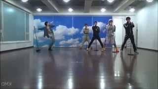 getlinkyoutube.com-Shinee 샤이니 - Dream Girl Dance Practice