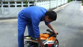 getlinkyoutube.com-BSRU แนะนำรถมอเตอร์ไซค์ pocket bike!