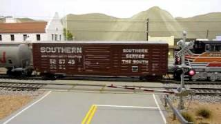 getlinkyoutube.com-An American HO Model Railroad Tour