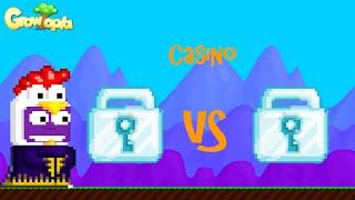 getlinkyoutube.com-Growtopia - Casino 1 DL VS 1 DL