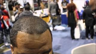 getlinkyoutube.com-Live Hairillusion Application at Bronner Bros. by Alsmillions