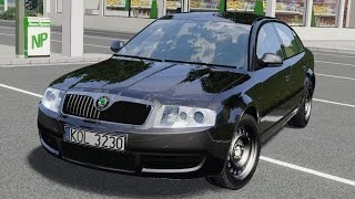 getlinkyoutube.com-Skoda Superb 1.9 TDi drive (Links) - Racer: free game