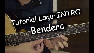 Belajar Gitar (Bendera - Coklat)+INTRO