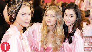 10 Secrets Behind The Victoria's Secret Fashion Show