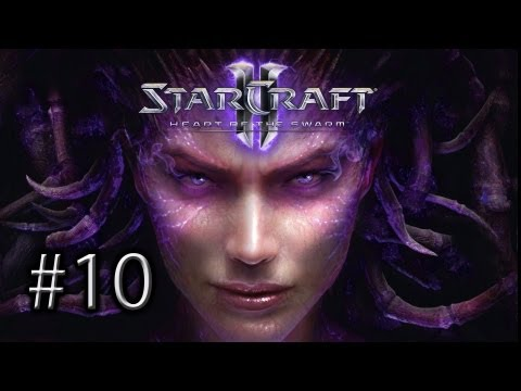 StarCraft 2 Heart of the Swarm: Mission 10