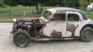 getlinkyoutube.com-Classic cars on the move