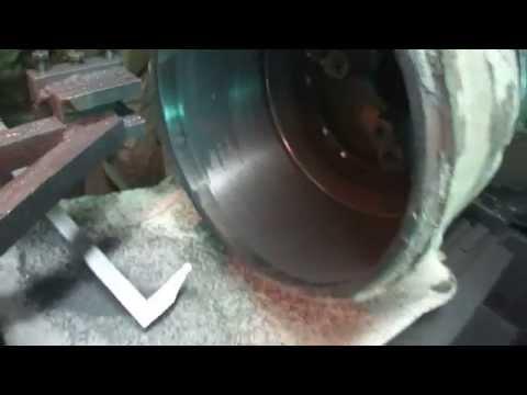 Расточка тормозных барабанов