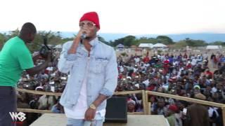 getlinkyoutube.com-Diamond Platnumz - Live Performance At kyela  part 1 2016 ( Mbeya)