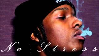 getlinkyoutube.com-No Stress *A$AP Rocky Type Beat*