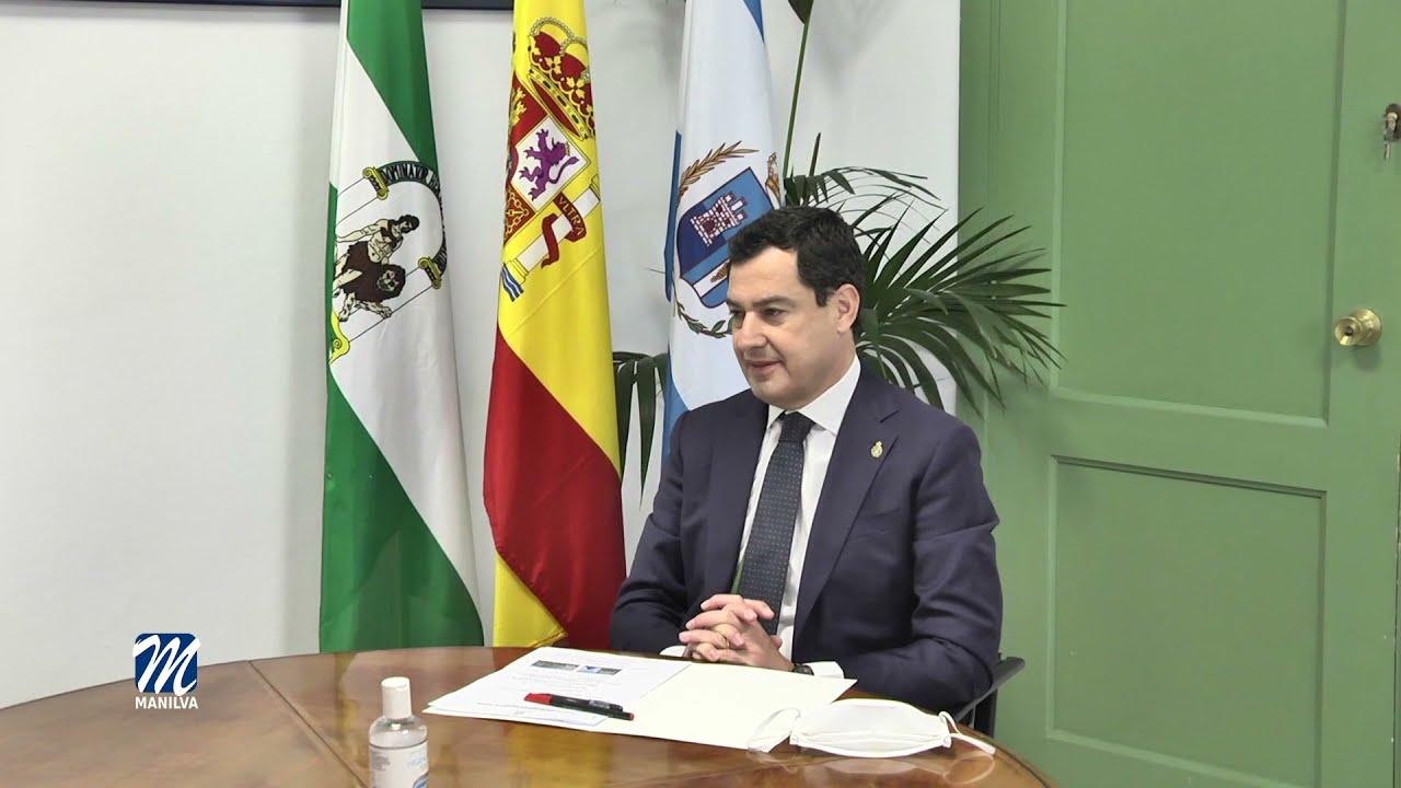 Cambio en las restricciones en Andalucía