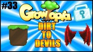 getlinkyoutube.com-Growtopia - Dirt to Devils #33 | DIAMOND LOCK!!