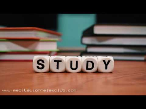Piano to Study: 3 HOURS NO STOP Concentration Studying Music for Homework