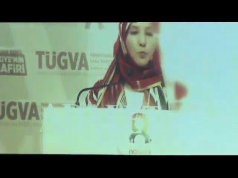 CB Erdoğan'ın 9. UÖB finaline gelişi ve UDEF tanıtım filminin izlenmesi