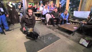 Raven Intelligence Put To The Test, Live! - Springwatch Unsprung - BBC Two
