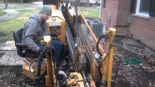 getlinkyoutube.com-Directional Drilling Gas Pipe - Part 2 The Pull