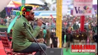 Kaur B , Babbal Rai & Jassi Gill Performing Live @ Vibgyor 2015