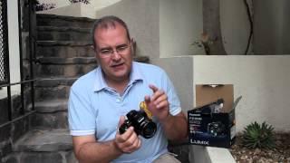 getlinkyoutube.com-Panasonic Lumix FZ200 Review (En Español)