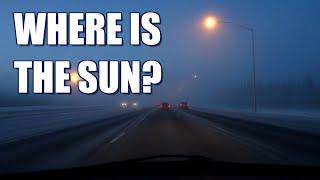getlinkyoutube.com-WINTER SOLSTICE IN ALASKA - [Living In Alaska 255]