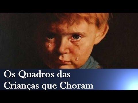 Os Quadros das Crianças que Choram