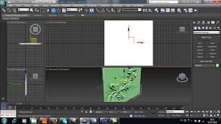 getlinkyoutube.com-3ds max modeling: design patterns / displace