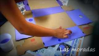 getlinkyoutube.com-Recicla tu caja de zapatos !