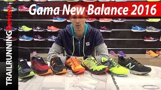 getlinkyoutube.com-New Balance Gama de zapatillas primavera 2016