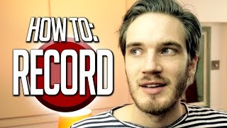 HOW TO MAKE VIDEOS!?  - (Fridays With PewDiePie - Part 92)