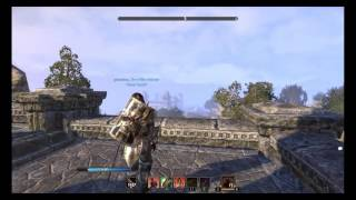 getlinkyoutube.com-ESO: PvE END GAME Dragonknight Tank Build Part 1 of 5