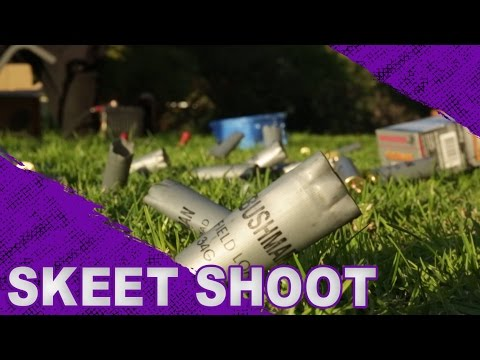 Skeet Shoot on Josh Sheehan's Farm