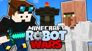 getlinkyoutube.com-Minecraft | THE DIAMOND MINECART VS TRAYAURUS! | DanTDM VS Dr. Trayaurus! | Minecraft Robot Wars
