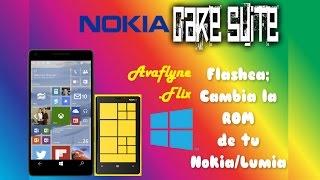 getlinkyoutube.com-Nokia Care Suite: ¡Flashea; Cambia la ROM de tu Nokia/Lumia! 2016