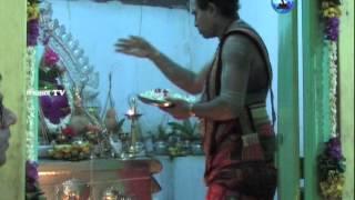 இணுவில் காரைக்கால் சிவன் கோவில் அம்மன் வாசல் 3ம் நாள் இரவுத் திருவிழா(13.01.2015)
