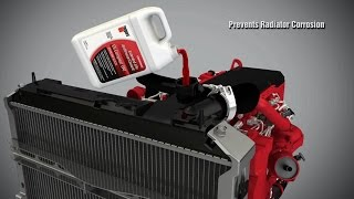 Fleetguard Coolants and Cooling System Protection