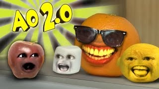 getlinkyoutube.com-Annoying Orange - Annoying Orange 2.0!!!