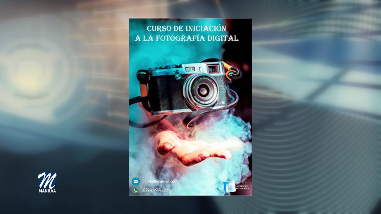 Aún pueden inscribirse en el Curso de Iniciación a la Fotografía Digital
