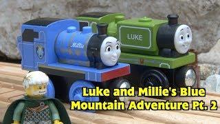 getlinkyoutube.com-Enterprising Engines: Luke and Millie's Blue Mountain Adventure Part 2
