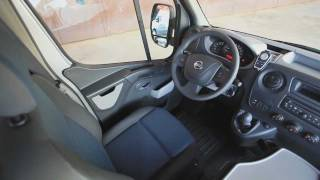 getlinkyoutube.com-Nissan NV400 Interiors