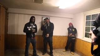 Aim Dame Feat Rukus100 Quin Type Double up Behind the scenes